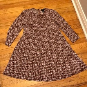 H&M women's swing dress
